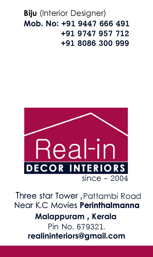 Real-in Decor Interiors