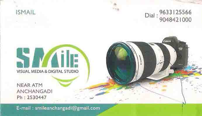 Smile Visual Media & Digital studio