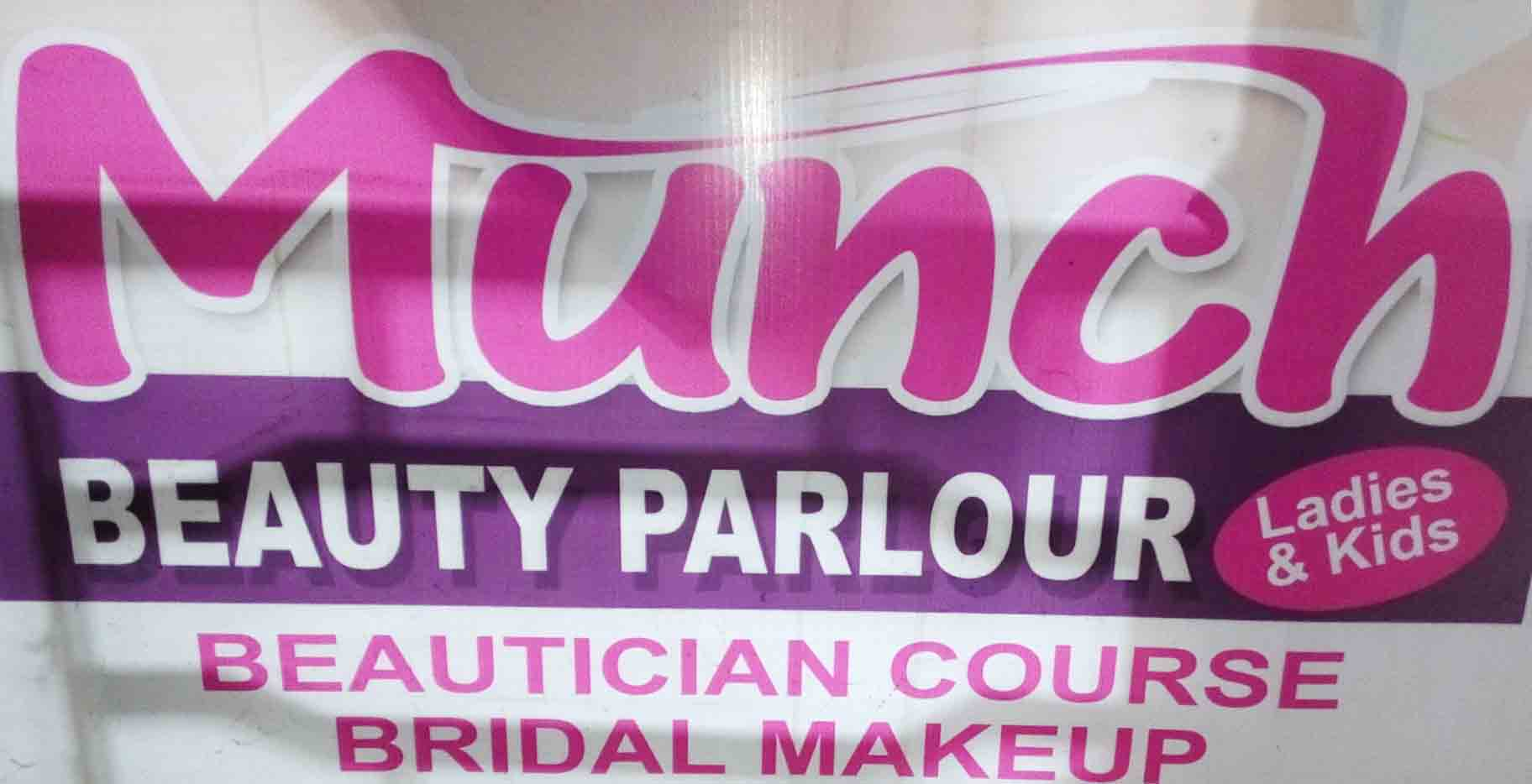 munch beauty parlour