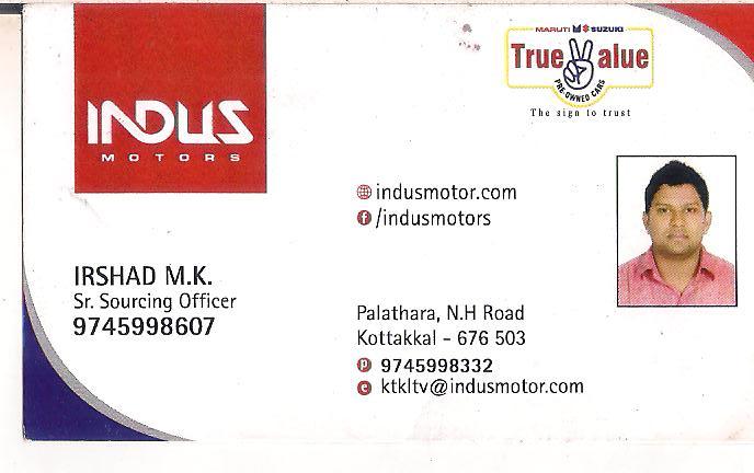 Indus Motors
