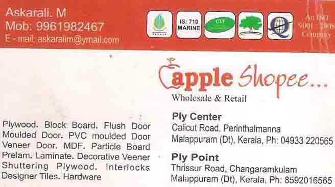apple shopee