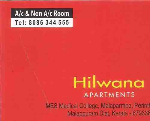 hilwana apartments