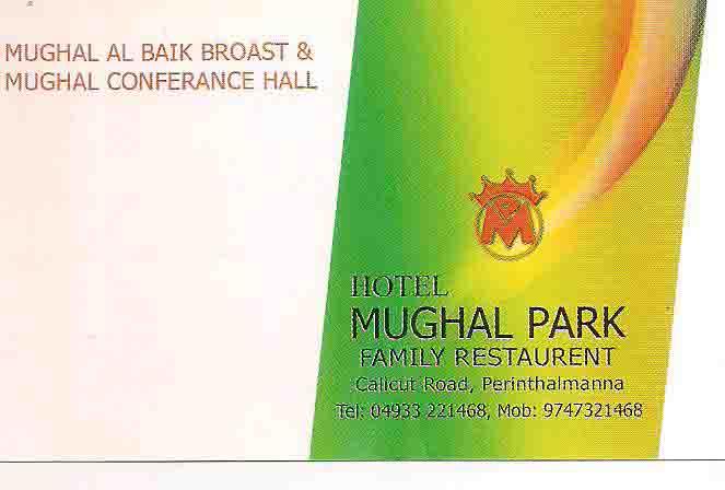 hotel mughal park