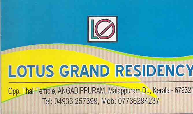 lotus grand  residency