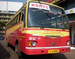 KSRTC BUS STATION
